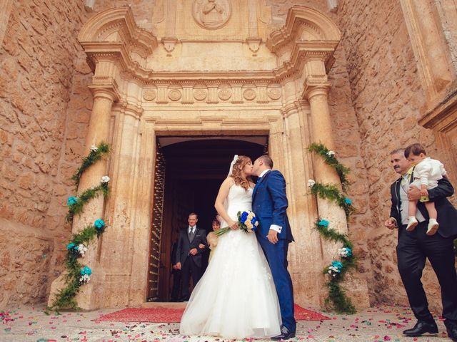 La boda de Pedro y Lucía en Villarrobledo, Albacete 7