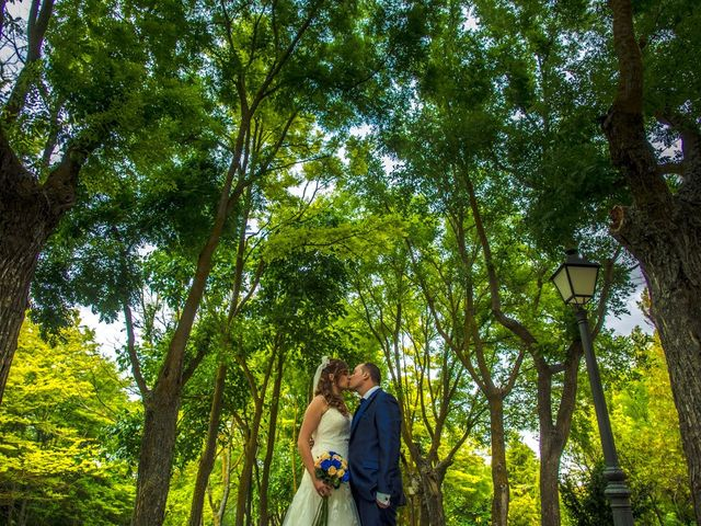 La boda de Pedro y Lucía en Villarrobledo, Albacete 1