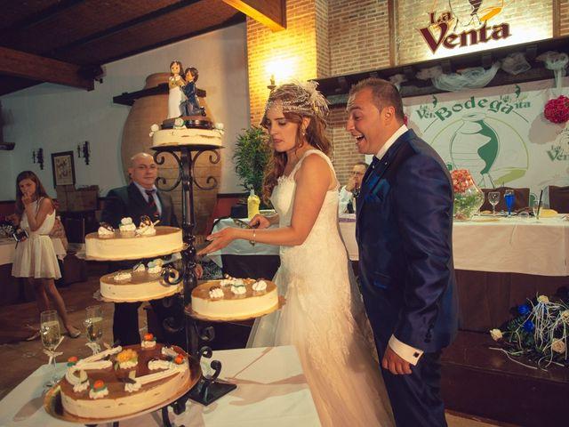 La boda de Pedro y Lucía en Villarrobledo, Albacete 8