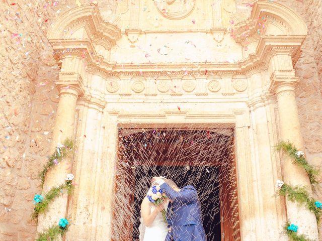 La boda de Pedro y Lucía en Villarrobledo, Albacete 11