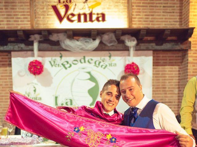 La boda de Pedro y Lucía en Villarrobledo, Albacete 13