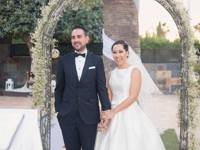 La boda de Hortensia y Alexis