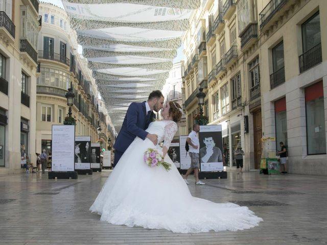La boda de Sandra y Luis Miguel  en Málaga, Málaga 6