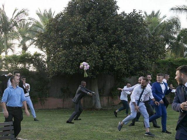 La boda de Sandra y Luis Miguel  en Málaga, Málaga 7