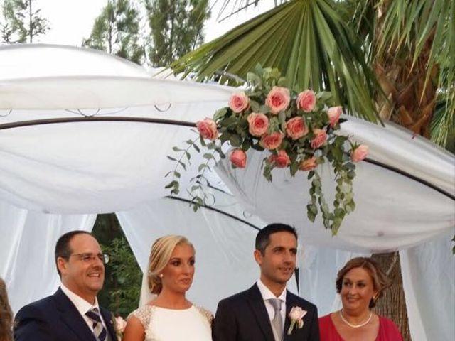 La boda de Fernando  y Vanesa en Málaga, Málaga 4