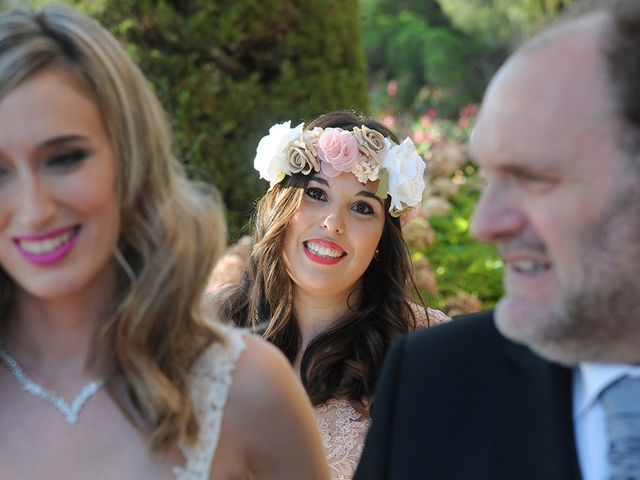 La boda de Juan y Lorena en Blanes, Girona 25