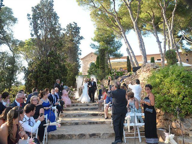 La boda de Juan y Lorena en Blanes, Girona 27