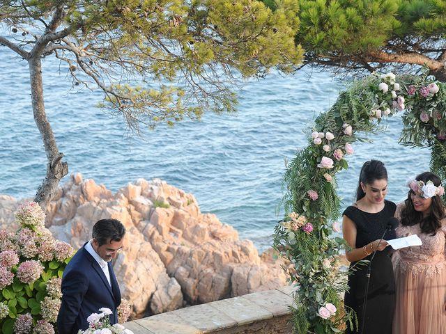 La boda de Juan y Lorena en Blanes, Girona 34