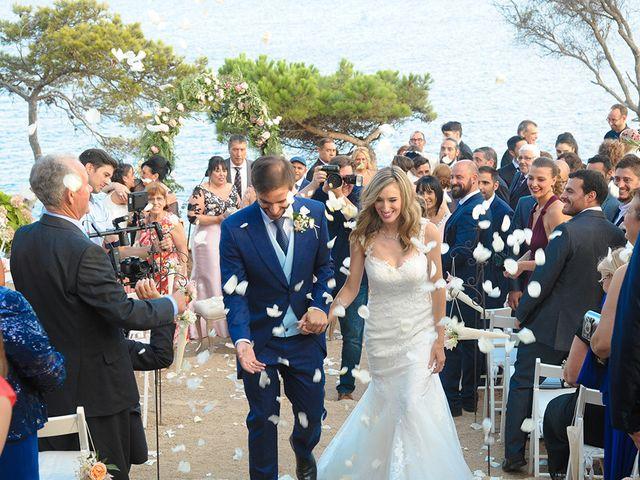 La boda de Juan y Lorena en Blanes, Girona 36