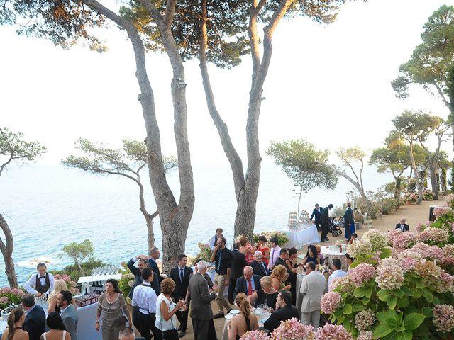 La boda de Juan y Lorena en Blanes, Girona 46
