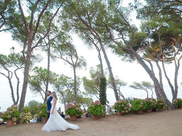 La boda de Juan y Lorena en Blanes, Girona 47