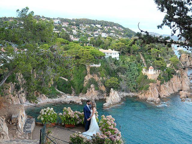 La boda de Juan y Lorena en Blanes, Girona 49