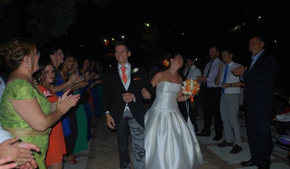 La boda de Ivan  y Kina  en Málaga, Málaga