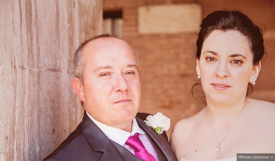 La boda de Carlos y Patricia en Pantoja, Toledo