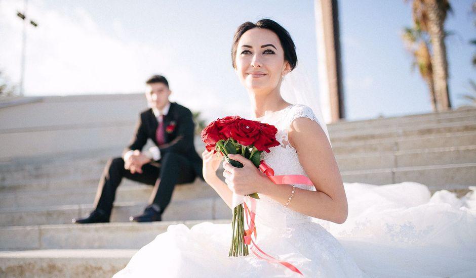 La boda de Levon y Aniya en Barcelona, Barcelona