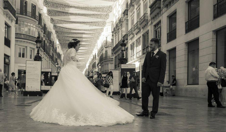 La boda de Sandra y Luis Miguel  en Málaga, Málaga