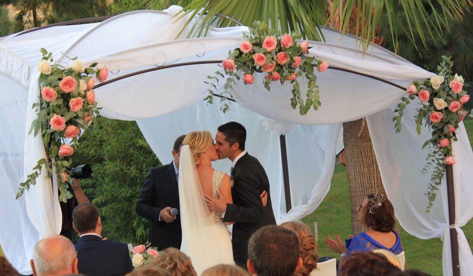 La boda de Fernando  y Vanesa en Málaga, Málaga