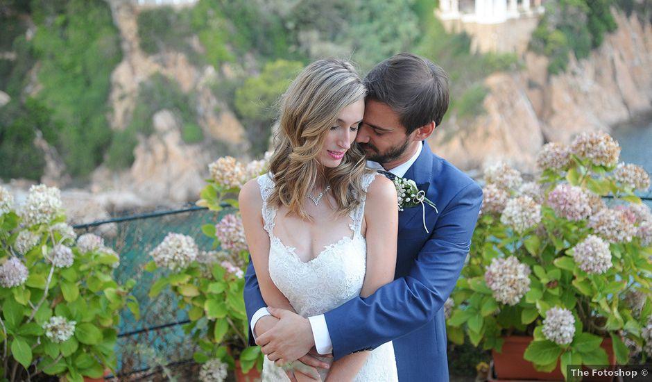 La boda de Juan y Lorena en Blanes, Girona