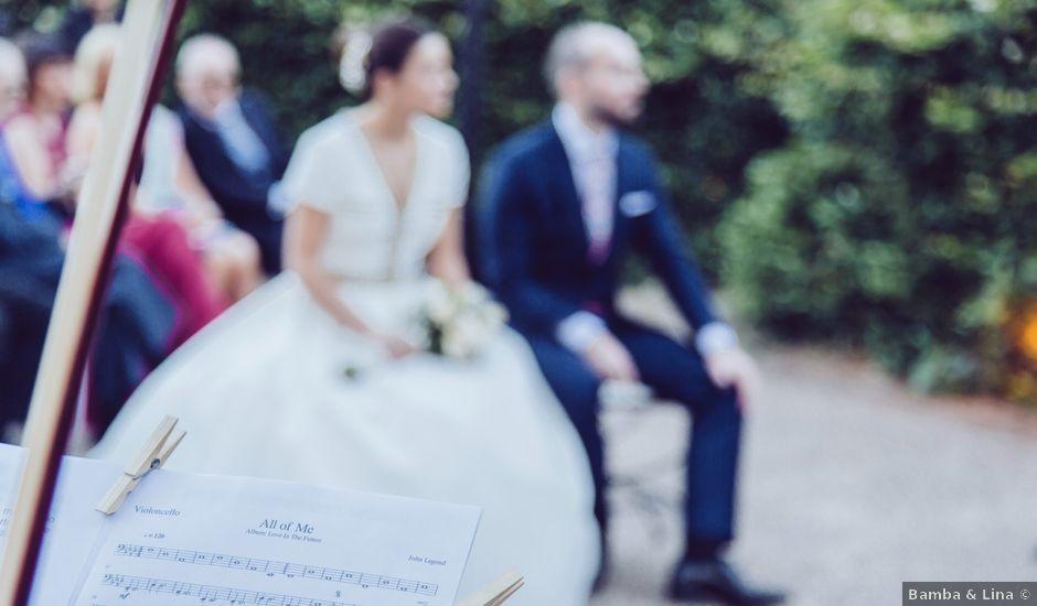 La boda de Dani y Cris en Madrid, Madrid
