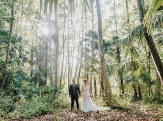 La boda de Jessica y Cándido