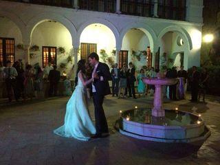 La boda de Frédéric y Cristina 1