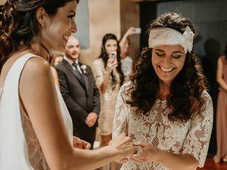 La boda de Patri y Maria  1
