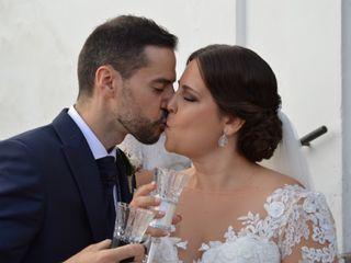 La boda de Marga y Fran