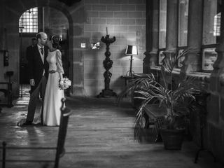 La boda de Cristina y Adam