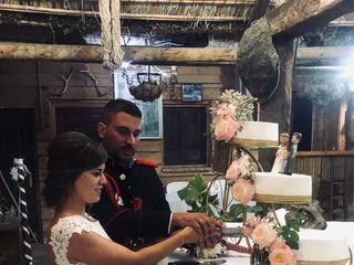 La boda de Nazaret y Jose 2