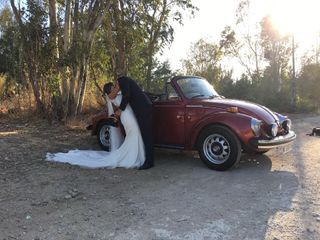 La boda de Nazaret y Jose 3