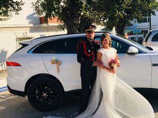 La boda de Nazaret y Jose