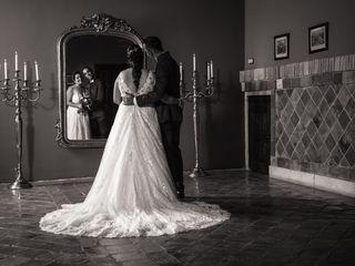 La boda de Lidia y Eloy