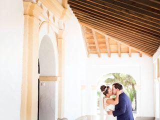 La boda de Juana y Rafa