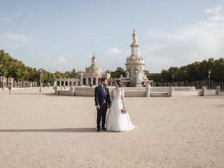 La boda de Yaiza y Carlos