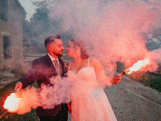 La boda de Desirée y Raúl