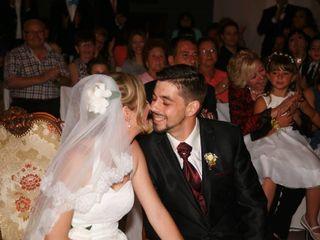 La boda de Dani y Anaïs