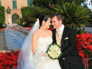 La boda de José Alfonso y Inma