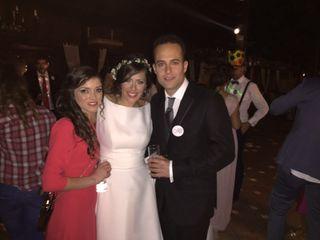 La boda de Alegría y Vicente 1