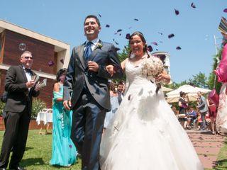 La boda de Alaine y Enrique
