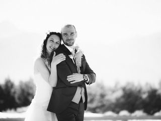 La boda de Betina y David