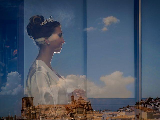 La boda de Rubén y Silvia en Granada, Granada 2