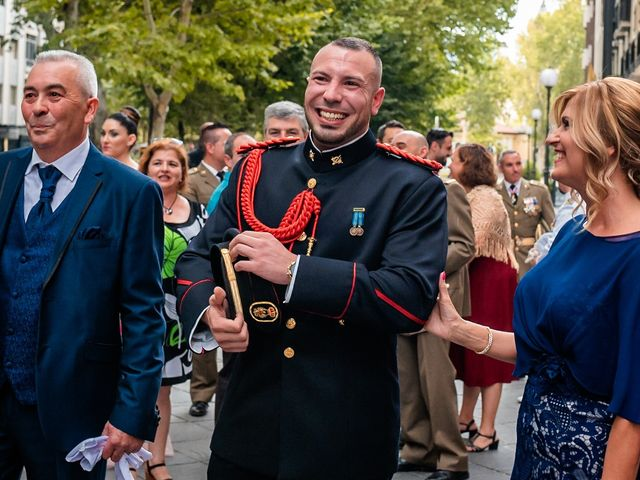 La boda de Rubén y Silvia en Granada, Granada 20