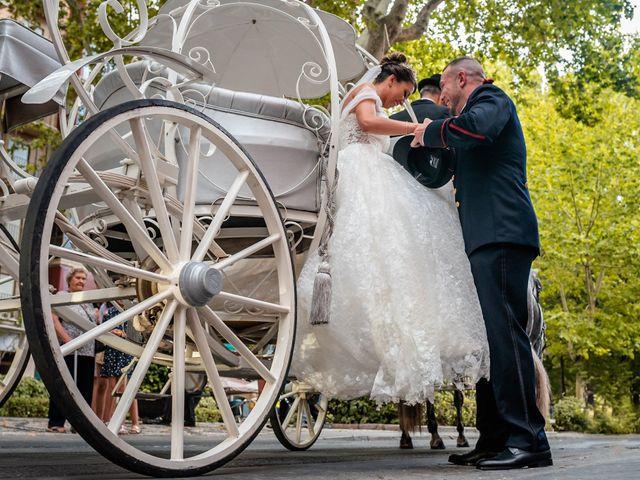 La boda de Rubén y Silvia en Granada, Granada 21