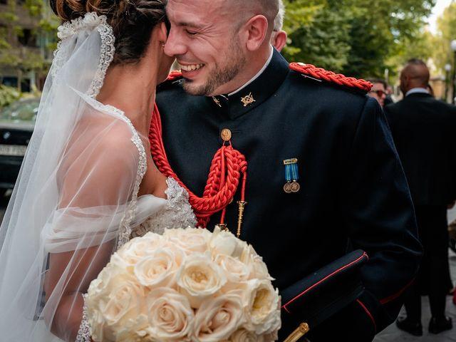 La boda de Rubén y Silvia en Granada, Granada 22