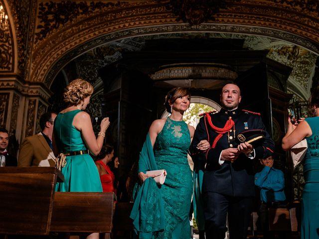 La boda de Rubén y Silvia en Granada, Granada 23