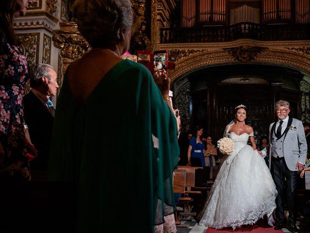 La boda de Rubén y Silvia en Granada, Granada 24