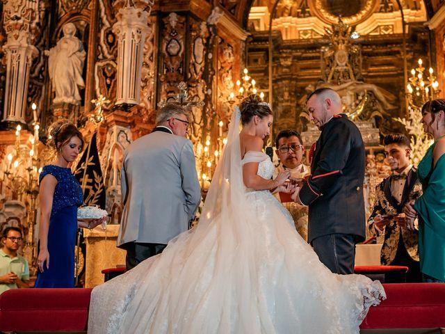 La boda de Rubén y Silvia en Granada, Granada 26