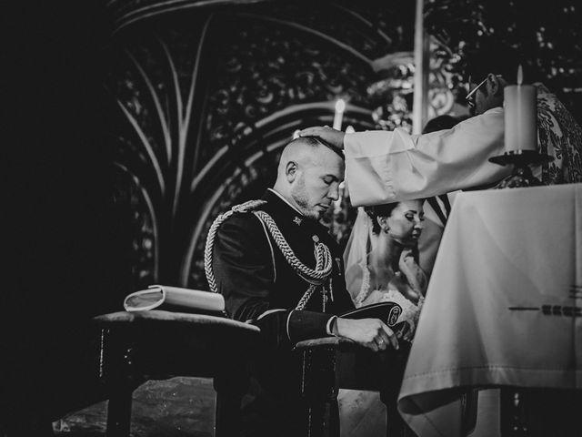 La boda de Rubén y Silvia en Granada, Granada 27
