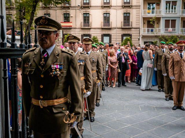La boda de Rubén y Silvia en Granada, Granada 28