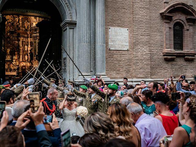 La boda de Rubén y Silvia en Granada, Granada 30